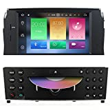 TAFFIO® Mercedes Benz C Klasse W204 Android Autoradio Touchscreen Navi DVD USB WIFI SD