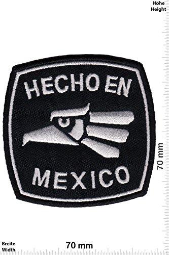 Parches - Hecho Mexico -Cool Brands - Parche