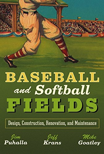 [(Baseball and Softball Fields : Design, Construction, Renovation and Maintenance)] [By (author) Jim Puhalla ] published on (August, 2003)
