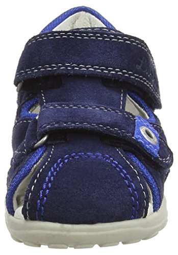 Lurchi Molo, Sandales fermées garçon Bleu - Bleu marine (42)