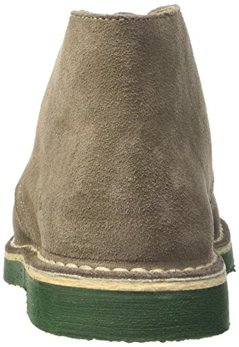 Lumberjack Gable, Chaussures Derby Homme Beige (M0276 Taupe/Green)