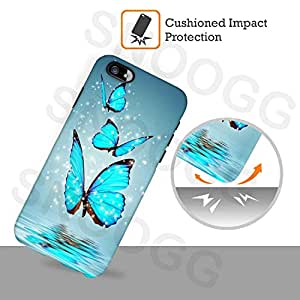 Snoogg Angey Tiger Case Cover For Samsung Galaxy S2 / S Ii