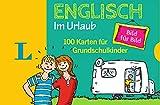 Langenscheidt Englisch Bild für Bild im Urlaub  - für Sprachanfänger: 100 Karten für Grundschulkinder