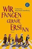Wir fangen gerade erst an: Roman (Die diebischen Rentner) bei Amazon kaufen