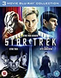 Star Trek / Star Trek Into Darkness / Star Trek Beyond [Blu-ray] [2016] UK-Import, Sprache-Englisch...