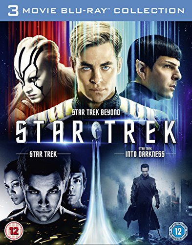 Picture of Star Trek, Star Trek Into Darkness & Star Trek Beyond
