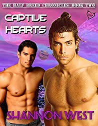Captive Hearts (The Half-Breed Chronicles Book 2)