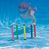 Enlarge toy image: Intex Summer Fun Swimming Pool Dive Sticks - 55504