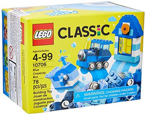 Lego Classic Kreativ-Box Blau 10706 (78 Teile)