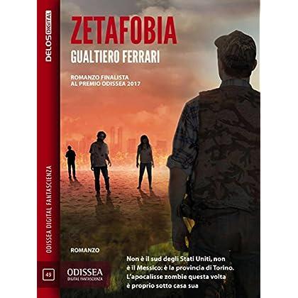 Zetafobia (Odissea Digital Fantascienza)