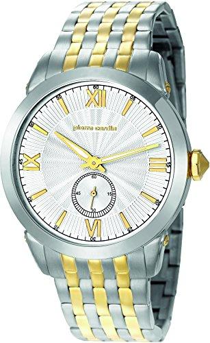 pierre-cardin-montre-homme-quartz-analogique-bracelet-acier-inoxydable-multicolore