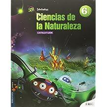 Ciencias de la Naturaleza 6º Primaria-Castilla León (Superpixépolis)
