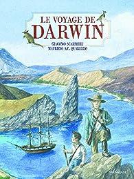 Le voyage de Darwin par Maurizio A. C. Quarello