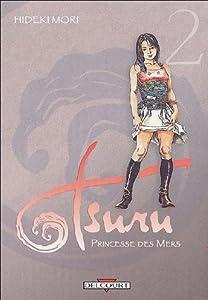 Tsuru, princesse des mers Edition simple Tome 2