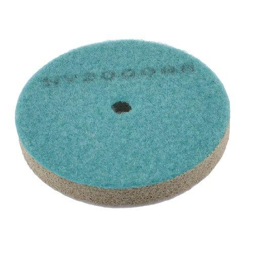 Preisvergleich Produktbild DealMux 4-Zoll-Durchmesser 2000 Grit Trockenbeton Diamantpolierauflage