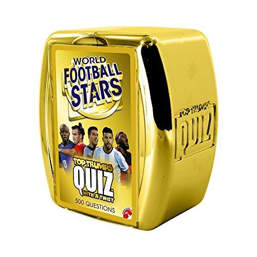umps 032193Welt Fußball Sterne Quiz ()
