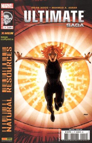 Ultimate X-Men, Tome 2 : Saga ressources naturelles