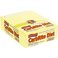 Universal Nutrition, Régime Carbrite du Docteur en barre, Sans Sucre, au citron meringué, 12 Barres, 2 oz (56,7 g) de chaque