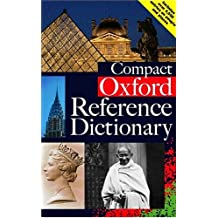 The Compact Oxford Reference Dictionary