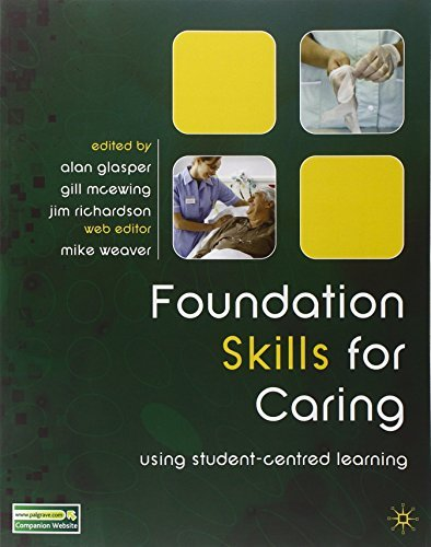Foundation Skills for Caring: Using Student-Centred Learning (March 26, 2009) Paperback