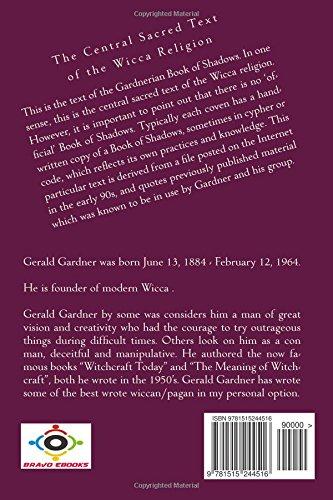 The Garnerian Book of Shadows