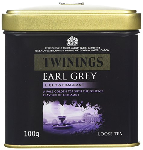 Twinings Earl Grey 100 g (Pack of 6)