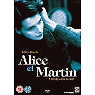 Alice and Martin [Region 2] by Juliette Binoche