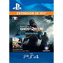 Tom Clancy's Ghost Recon Wildlands Season Pass [Code Jeu PS4 - Compte français]
