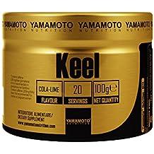 Yamamoto Nutrition Keel integratore alimentare preworkout formulato appositamente per gli sport da combattimento 100 g Cola Lime