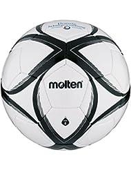 molten Fußball School Trainer Größe 4, Trainingsfußball, Schulfußball Training Trainingsball Kinder Jugend Kunstlederball