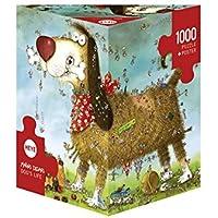 Heye 29491 - Vita da Cani, Puzzle 1000 Pezzi, Multicolore
