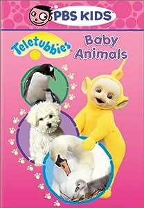 Teletubbies : Baby Animauxs [Import USA Zone 1]