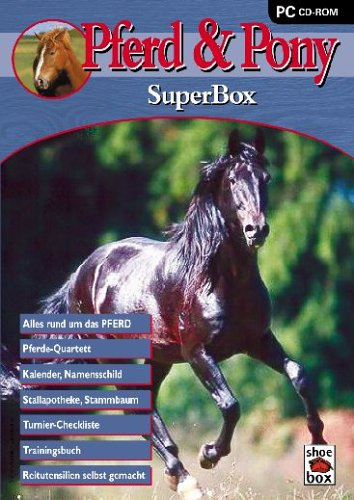 Pferd und Pony. SuperBox. CD-ROM fr Windows ab 98.