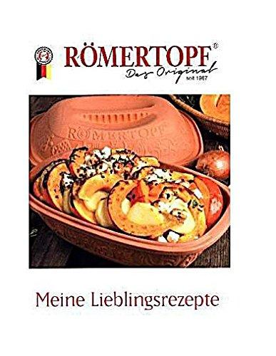 Römertopf, Meine Lieblingsrezepte