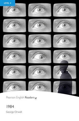 1984 Book and MP3 Pack: Level 4 (Pearson English Graded Readers) by Orwell, George (2011) Paperback