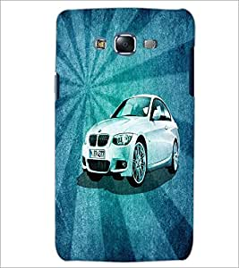 PrintDhaba Car D-4401 Back Case Cover for SAMSUNG GALAXY ON 5 (Multi-Coloured)
