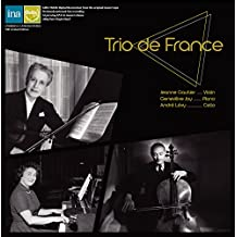 Faure & Ravel Trios [Import allemand]