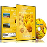 Nature DVD Four Seasons Summer with Natural Sounds