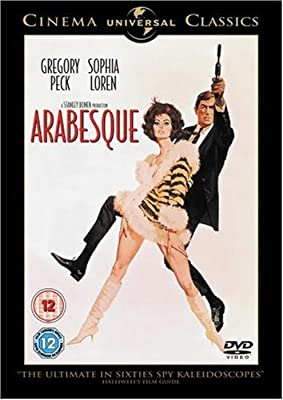 Arabesque [DVD] by Gregory Peck