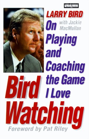 Bird Watching: Basketball Celtics por Larry Bird