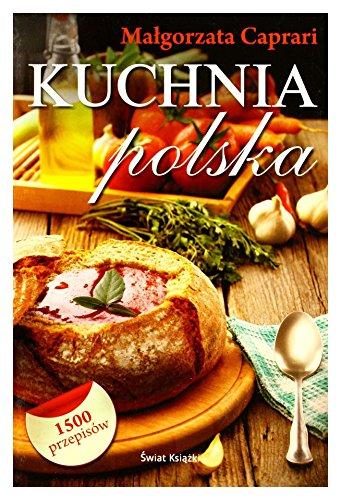Kuchnia Polska Malgorzata Caprari Książka