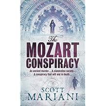 The Mozart Conspiracy (Ben Hope, Book 2) (Ben Hope 2) by Scott Mariani (2008-07-14)