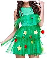 VENI MASEE Women's Sexy Secret Santa Costume/Mrs Miss Christmas Santa Fancy Dress Costume Outfit