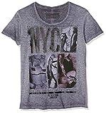 trueprodigy Herren NYC T-Shirt, Grau (Anthrazite 0403), X-Large (Herstellergröße: XL)