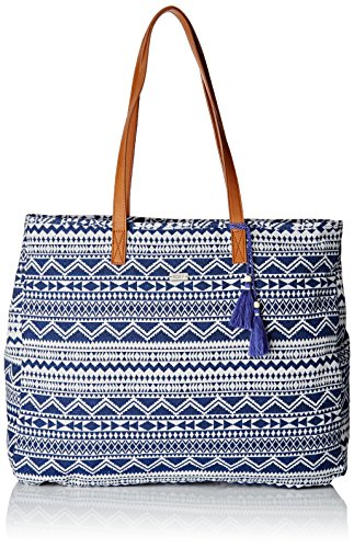 Roxy-femme-Single-Water-A-Sacs-portes-epaule-Bleu-Blue-Depths