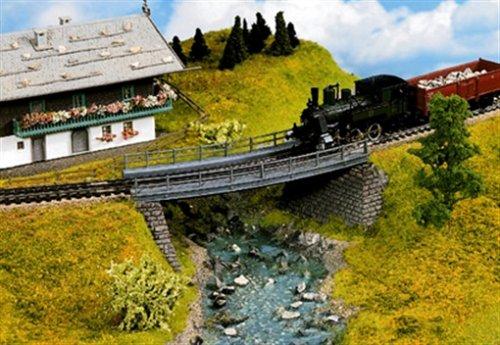 Noch 21350 - Brücken-Fahrbahn gebogen