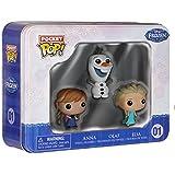 Frozen Elsa, Anna, Olaf 01 Figurine de collection