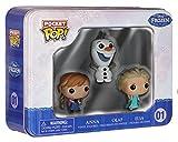 Tin Box - Disney - Frozen: Anna/Elsa/Olaf 4 cm