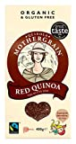 Quinola Organic Red Quionoa 400 g (order 10 for trade outer)