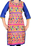 CAY Ethnic All Over Colorful Floral Embr...